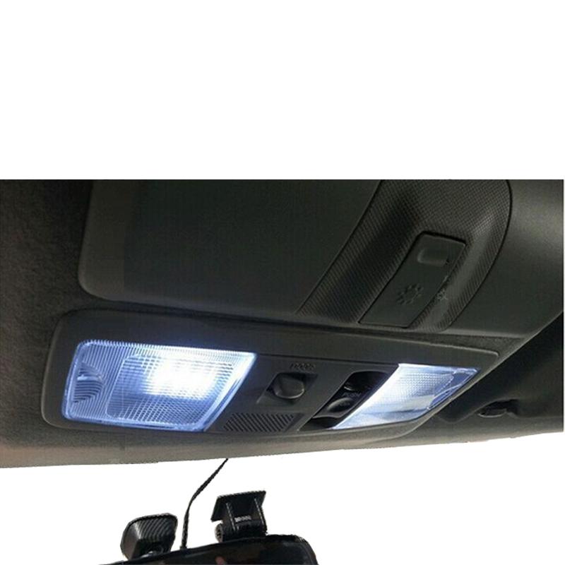 for mitsubishi asx indoor led reading lamp refit interior lighting auto accessories 2pcs per set. Black Bedroom Furniture Sets. Home Design Ideas
