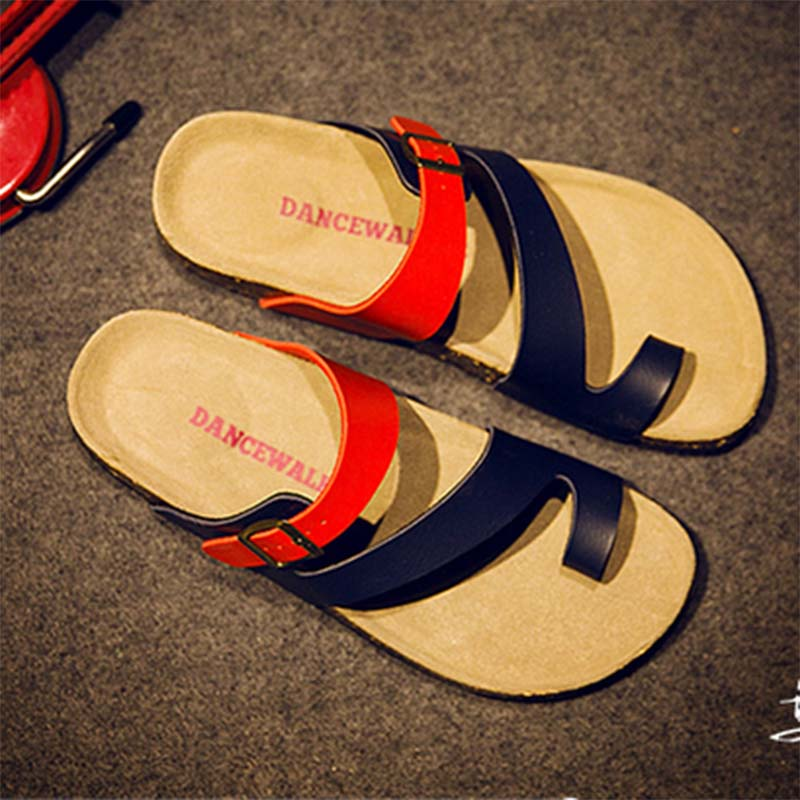 CoolFar top quality new arrival mens one word sandals brand Casual Flip Flops mens Summer Outdoor beach Slippers Shoes 60<br><br>Aliexpress