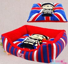 2016 Fashion big dog bed large cat beds removable and wrashable products for animals dog bed kennel pet dog mats