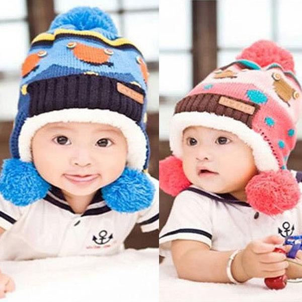 Шапка для мальчиков No CapThick Y7 Toddler Knit Cap