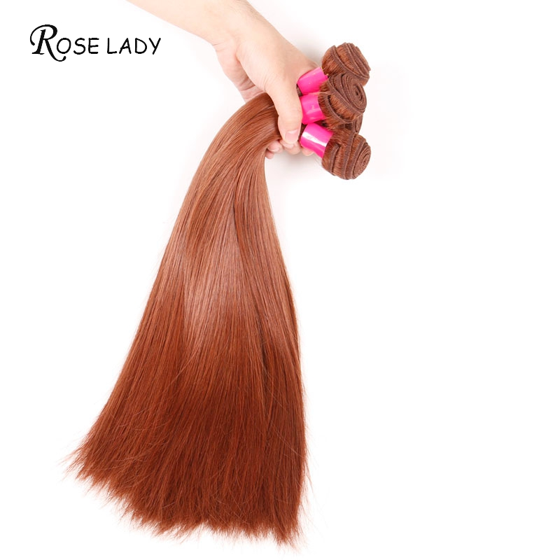 4pcs 18 Brazilian Straight Hair Weave Bundles Chestnut Color 120g Luvin Double Drawn Remy Weft Brazilian Remy Straight Hair <br><br>Aliexpress