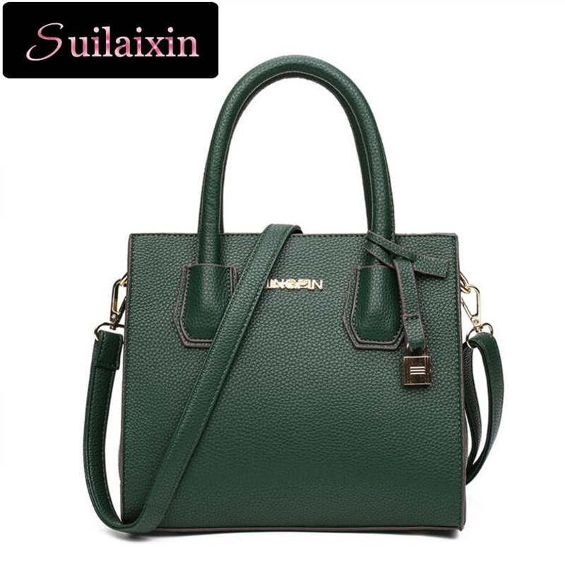 Hot Sell SUILAIXIN Women PU Leather Handbag 2017 Luxury Brand High Quality Large Casual Tote Bags Shoulder Bag Crossbody Bags Sa(China (Mainland))