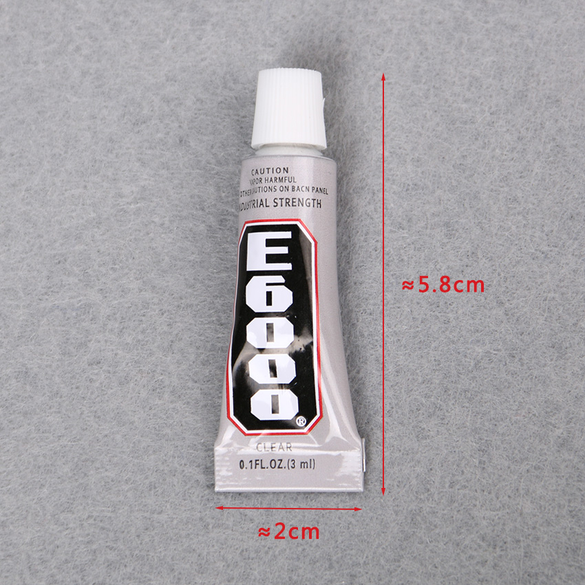 1 PCS Super Glue Cyanoacrylate Adhesive Strong Bond Fast Leather Rubber Metal E6000 Epoxy Resin Liquid Glue(China (Mainland))