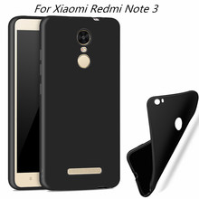 Buy MPCQC Ultrathin Xiaomi Redmi Note 3 Case black matte TPU Soft Scrub Cover Xiaomi Redmi Note 3 Phone Back Case bag for $2.00 in AliExpress store