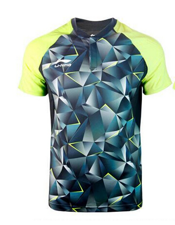 Free Shipping Quick Dry Polyester Badminton Clothes Breathable Badminton Shirts Sport Suits For Men And Women(China (Mainland))
