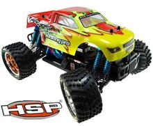 HSP 94186 pro 1/16 Scale Brushless Electric Power Off-road Monster Truck RC Hobby Car RTR brinquedos P2
