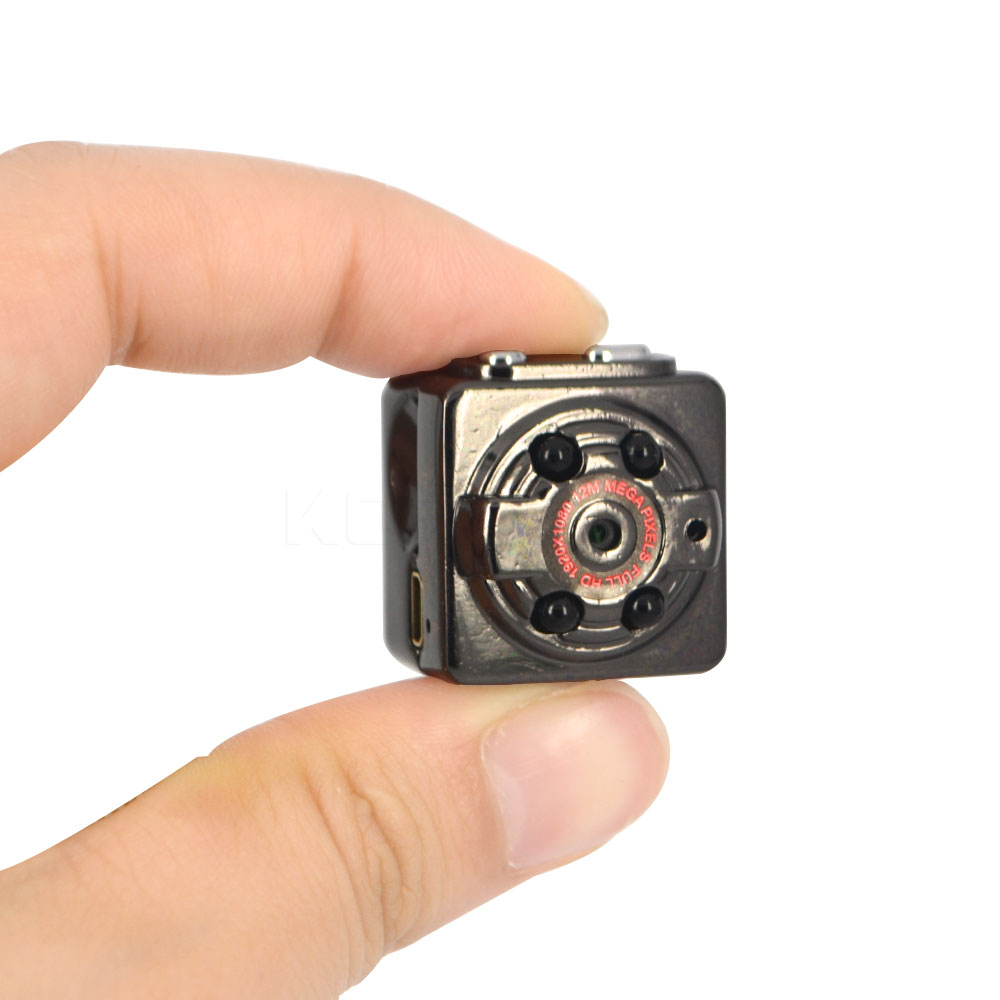 Portable Miniature Webcam SQ8 Sport DV DVR Digital MINI Camera Video Recorder Infrared Night Camcorder 1080P 720P HD TV Out(China (Mainland))