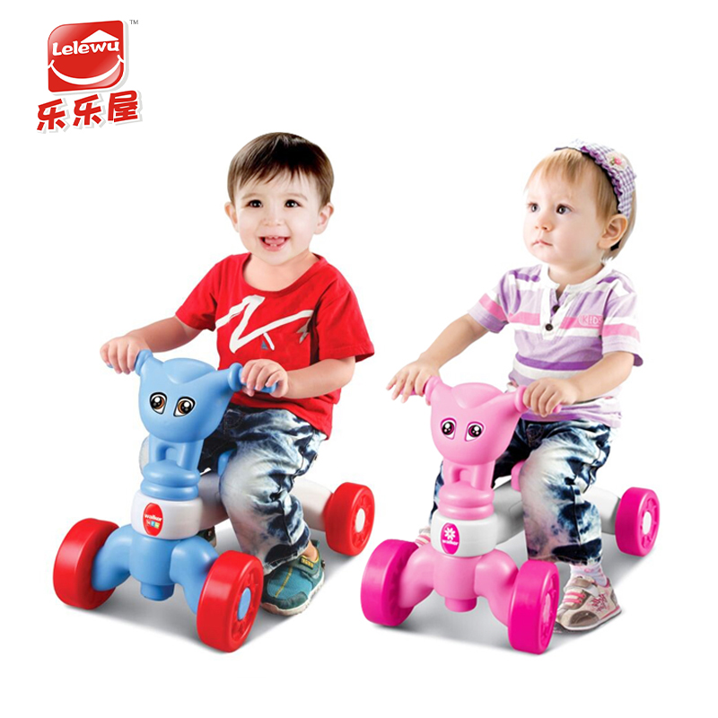 New Arrival Baby Toddler Children Bicycle Cart Children 1-2-3 Years Old Baby Stroller Ride On Infant Toys Bike Kids(China (Mainland))
