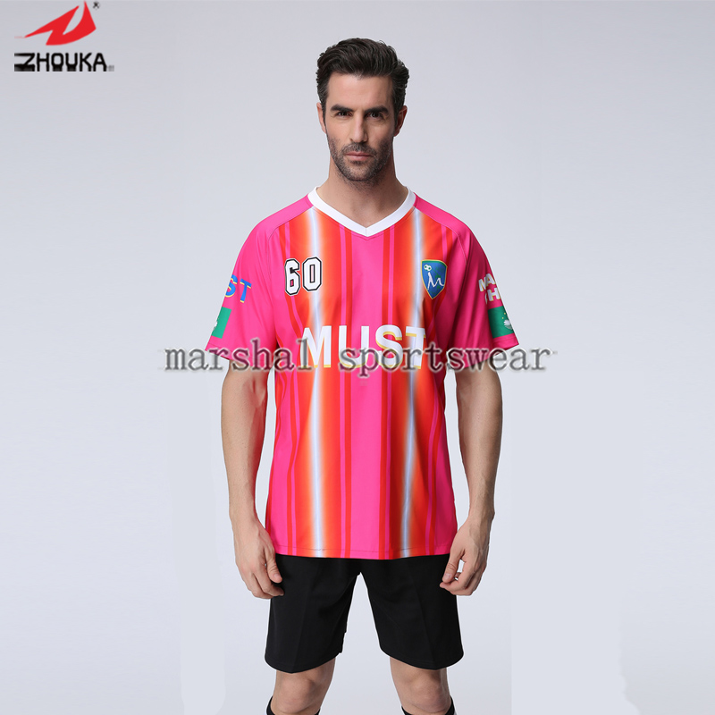 2016 Newest design,make your own jersey,fully sublimation custom soccer jersey for men(China (Mainland))