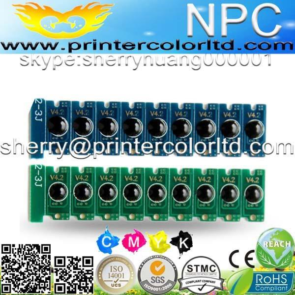 chip digital printer chip for Fuji-Xerox Phaser 6000 chip color reset chip for Xerox WC6015-/NI -free shipping(China (Mainland))