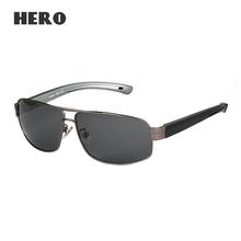2016 New Fashion Polarized Sport Sunglasses Men Brand Designer Goggle Driving/Fishing Sun Glasses UV400 oculos de sol masculino