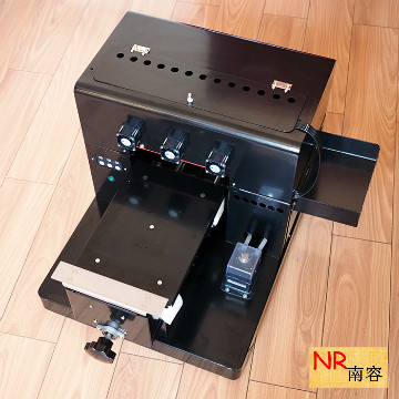 New 6 Color A4 size LED UV Flatbed Printer Directly print Fresh flower/Plastic/tpu/leather/acrylic 3D emboss effect With Fan(China (Mainland))