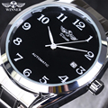 2016 Men s Watches Top Brand Luxury Men Automatic Mechanical Wristwatches Stainless Steel Strap Business Dress