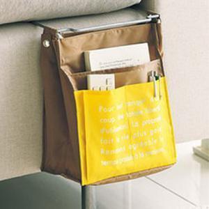 Free Shipping Novelty Waterproof Polyester Multifunctional Sundries Sofa Storage Bags Magazine Bag Organizer Bag Retail(China (Mainland))