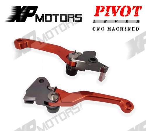 Unbreakable Dirt Bike Pivot Brake Clutch Levers For KTM 125SX 125 SX 2005 2006 2007 2008<br><br>Aliexpress