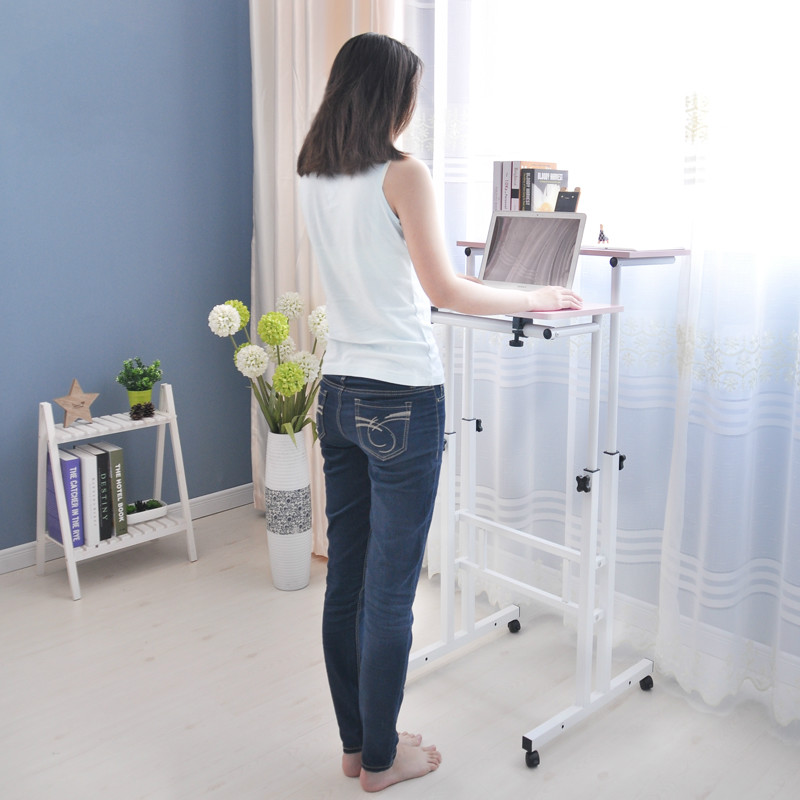 Multifunctional standing computerdesk lifting office table(China (Mainland))