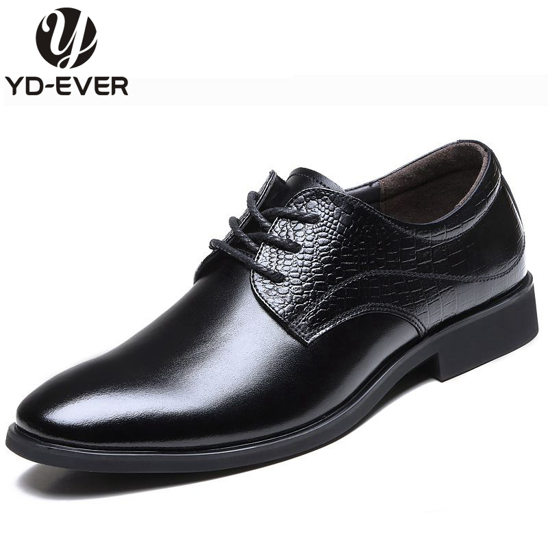 leather Men Oxfords Spring/Autumn Men Casual Flat ,breathable business shoes , Crocodile hand made new fashion dress shoes(China (Mainland))