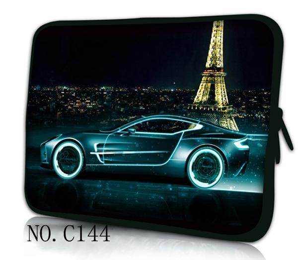 """Sports Car 10' 10.1"""" Laptop Sleeve Bag Notebook Cover Case For HP Mini 110 210(China (Mainland))"""