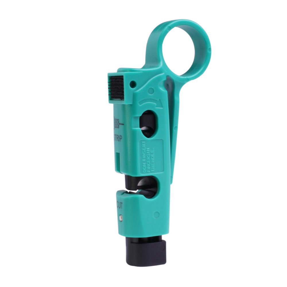 WJ 507 Coaxial Cable Wire stripper Fast Wire stripper Stripping knife RG59 RG6