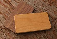 Wooden mobile charging power portable charging treasure 10000 mA power Bank for intelligent machines Andrews Apple phone
