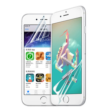 New 2015 High Quality Screen Film Protector Clear glossy For iphone 6plus 5.5 inch