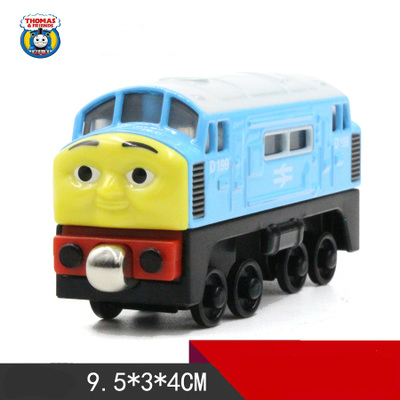 D199 BUS One Piece Diecast Metal Train Toy Thomas and Friends Megnetic Train The Tank Engine Toys For Children Kids Gifts(China (Mainland))