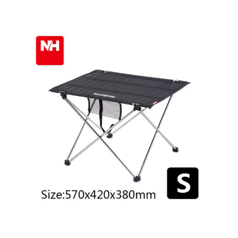 Outdoor folding tables and chairs set aluminium alloy for Small outdoor table and chairs