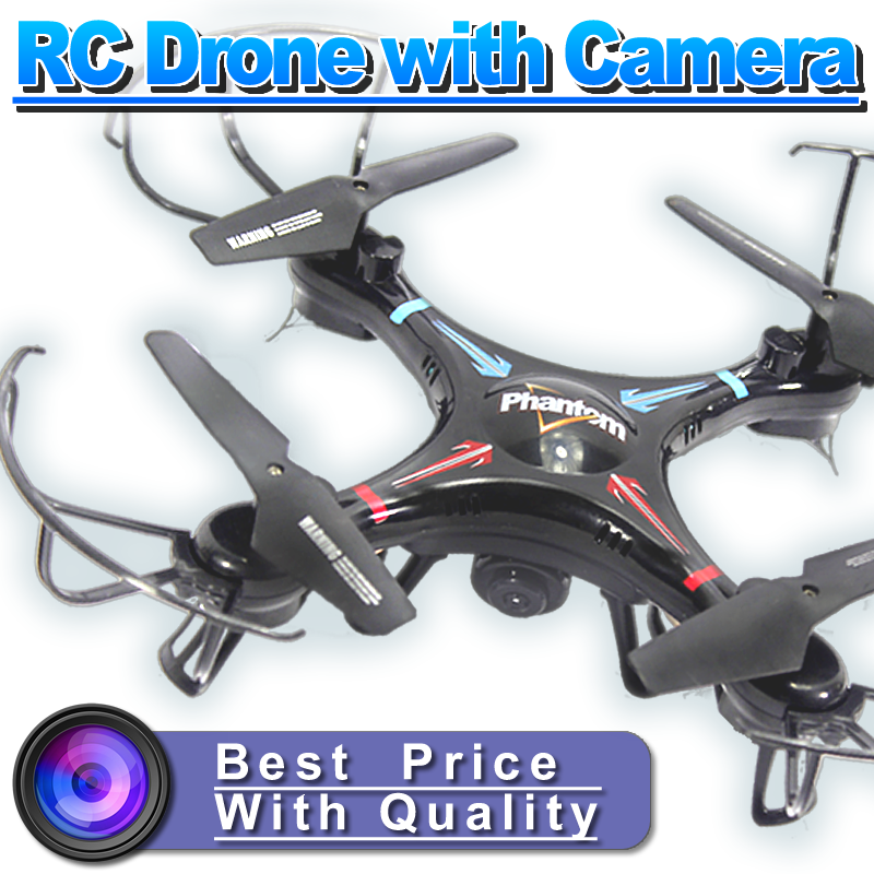 Free shipping 777-365 RC Quadcopter Helicopter with 0.3 MP Camera 2.4G 4CH VS X5SW X5SC X5C F181(China (Mainland))