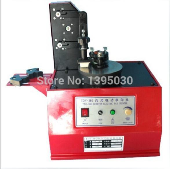 Free shipping by DHL High quanlity TDY-380 Pad printer,date printing machine,ink coding machine 110V/220V(China (Mainland))