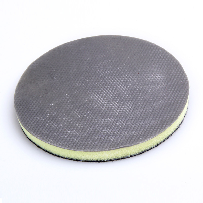 6 inch 150mm disc auto magic mud, lahar disk, magic mud plate, polishing, go sludge disc, strong decontamination(China (Mainland))