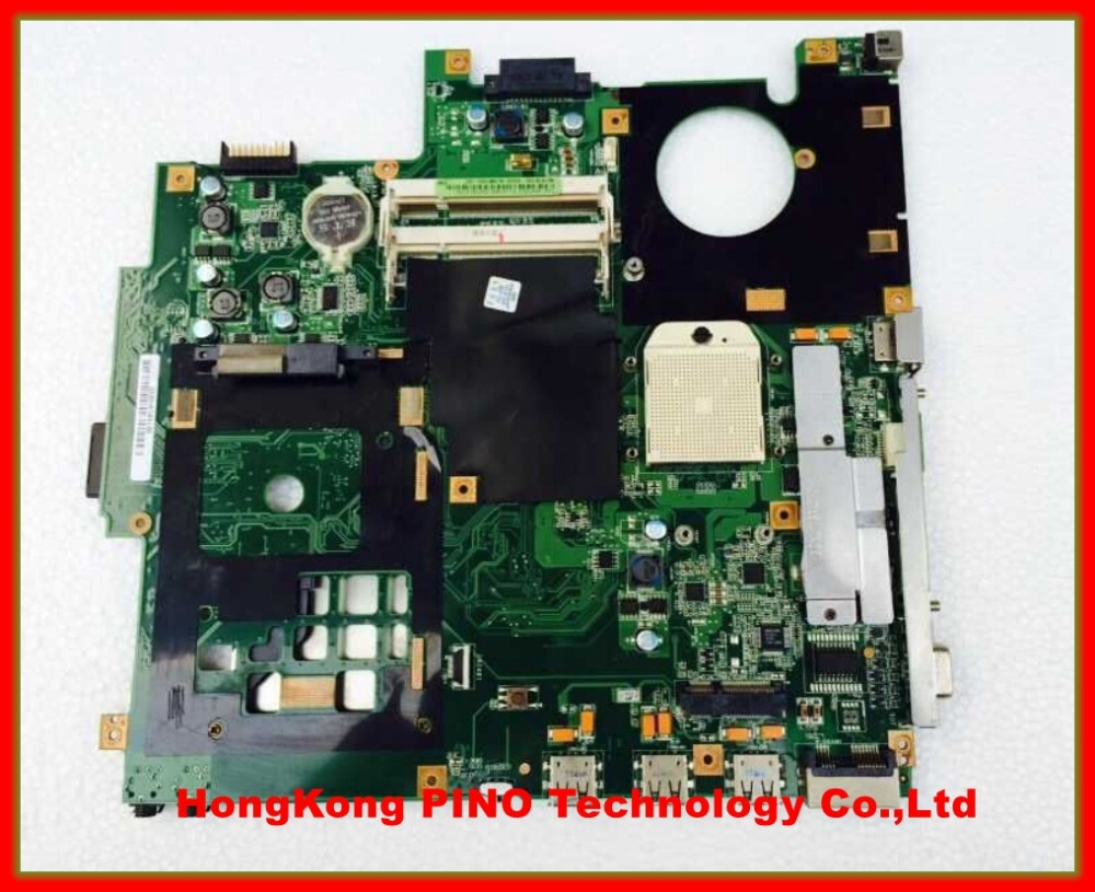 X50Z motherboard For ASUS X50Z F5Z laptop motherboard100% Tested 60 days warranty(China (Mainland))