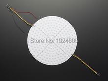 addressable 255 leds RGB LED Disk(China (Mainland))