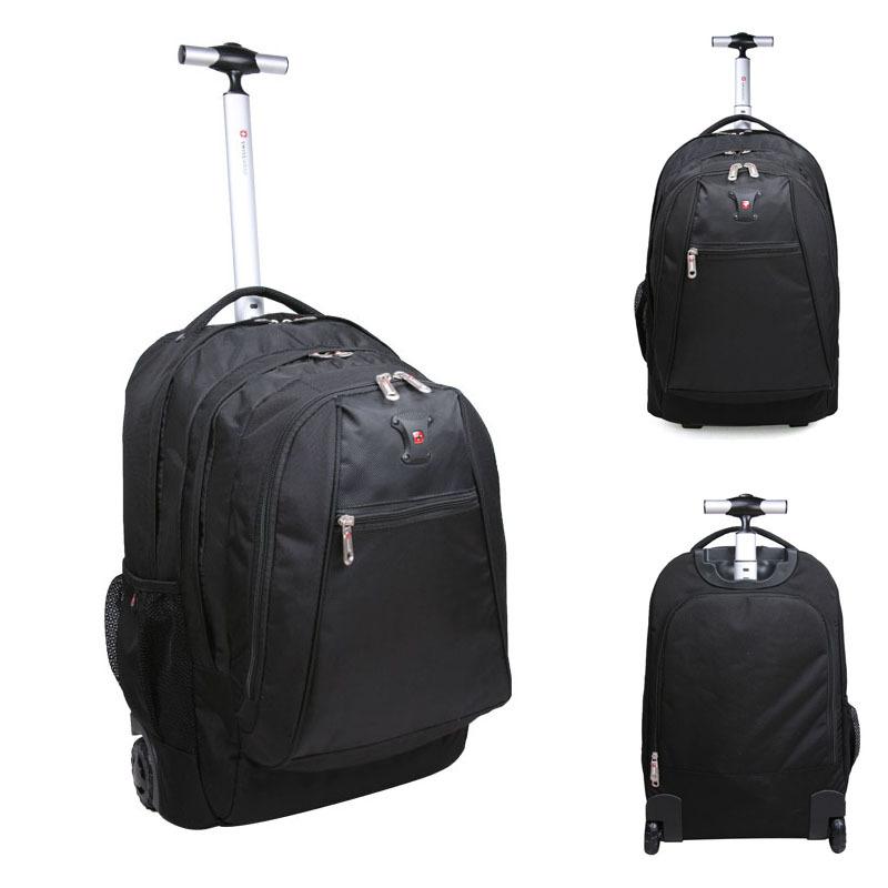 Swiss army knife universal wheels trolley luggage travel bag code case luggage bag luggage 17 inch free shipping<br><br>Aliexpress