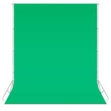 Neewer 10ft x 20ft/3 x 6M Non-Woven Fabric Backdrop Background Cloth for Photo Studio Portrait Photography Video Shooting(Green)