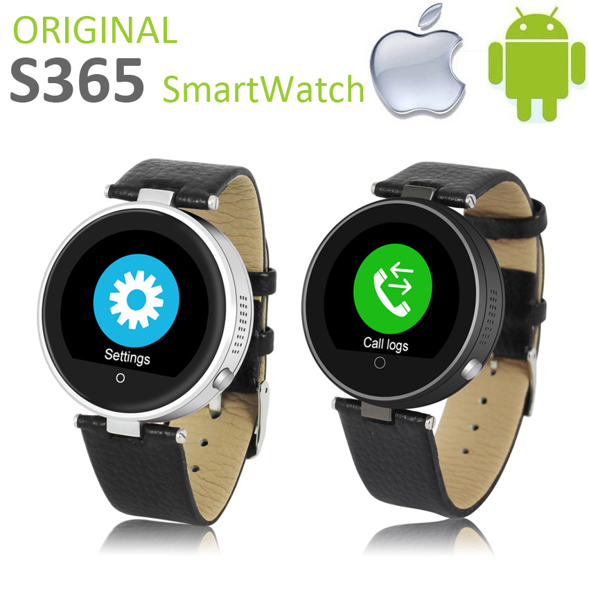 Original ZGPAX S365 Bluetooth Smart watch for iPhone and Android Phone Smartphones Android Wear<br><br>Aliexpress