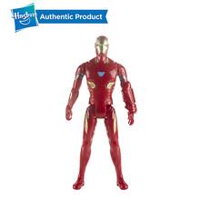 Hasbro Marvel Avengers Titan Série Herói 12 Endgame-Guaxinim Polegada Super Hero Action Figure Toy Spiderman Homem De Ferro Capitão américa(China)