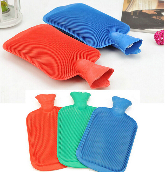 hot sale Necessary Home Outdoor Rubber 27*15cm Hot water bottle Hand Warmer hot-Bag Warm Relaxing Heat(China (Mainland))