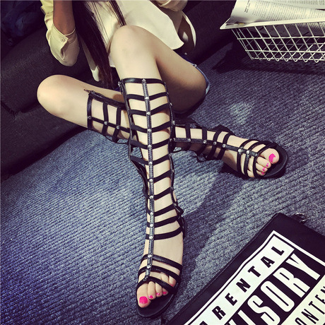 Summer Western Boots Sexy Shoes Online Shopping For Sandals For Womens(China (Mainland))