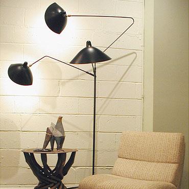 Online get cheap ikea holmo - Serge mouille three arm floor lamp ...