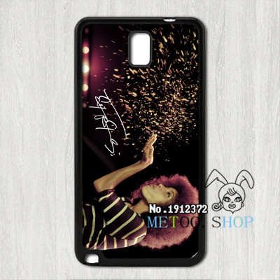 Esperanza Spalding fashion original phone cell cover case for Samsung Galaxy s3 s4 s5 note 2 note 3 s6 note 4 &op10849(China (Mainland))