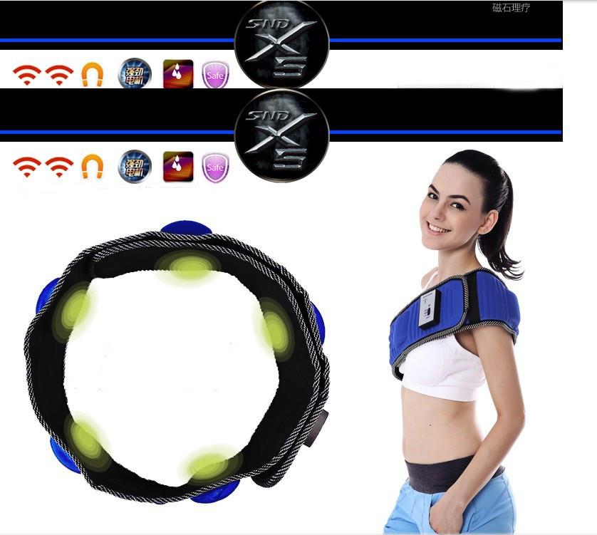 NEW Electric Vibrating Slimming Belt Vibration Massage Belt vibra tone RELAX TONE vibrating fat burning weight losing effective(China (Mainland))