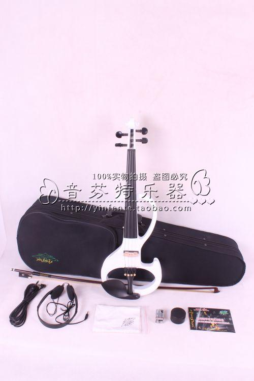 Electro-acoustic violin electronic violin mute electric violin<br><br>Aliexpress
