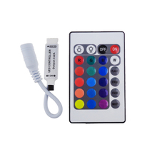Buy 12V 24Key LED Controller RGB IR Remote controller 5050/3528/5730/5630/3014 RGB LED Strip Light 24 Key RGB Remote 1pcs/LOT for $1.37 in AliExpress store