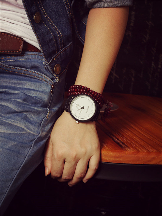 New 2015 Fashion casual Watch Business Quartz leather Watches Cheap Promotional Men outdoor sports women wristwatches