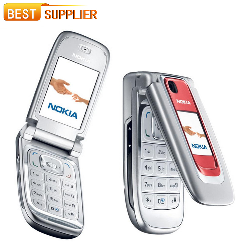 2016 Rushed Limited Color Normal(>10mm) Flip Gsm 2.2 Cheapest Original Unlocked Nokia 6131 Mobile Phone Bluetooth and shipping(China (Mainland))