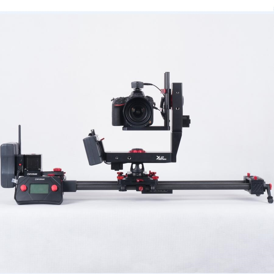 Online buy wholesale motorized pan head from china for Motorized video camera mount