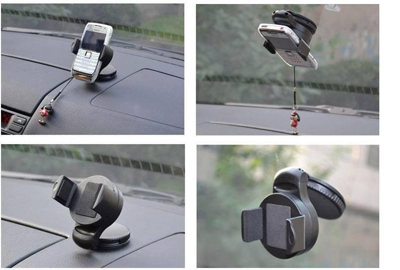 Universal Windshield Dashboard Car Holder Mount for xiaomi mi4 nexus 5 huawei ascend p7 lenovo vibe x2 xiaomi mi3(China (Mainland))