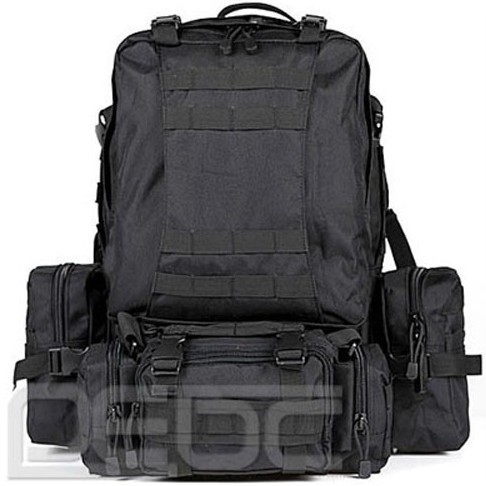 MILITARY Style LARGE MOLLE 3 DAY ASSAULT TACTICAL BACKPACK RUCKSACK(China (Mainland))