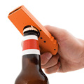Creative Plastic Ejection Beer Bottle Opener Kitchen Tool with a Handy Key Chain Party Supplies Worldwide