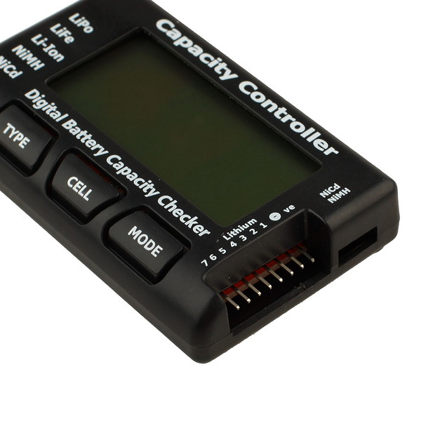 Cellmeter-7 digital power monitor cmT7 battery tester / battery function test table F01974(China (Mainland))